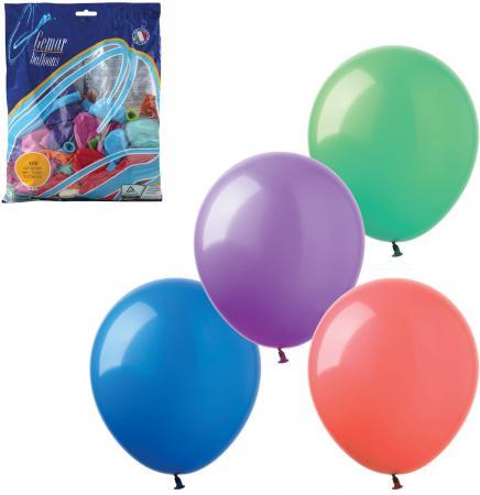 Набор шаров Веселая Затея 1101-0010 100 шт 36 см цены