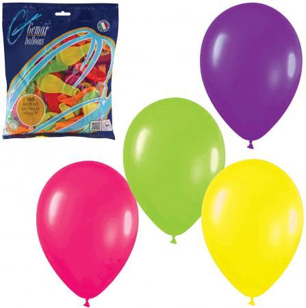 Набор шаров Веселая Затея 1101-0021 100 шт 18 см