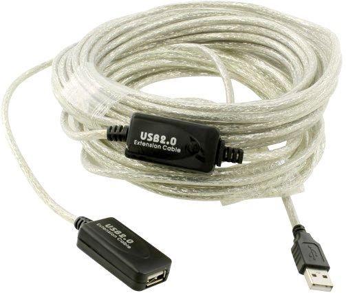 Фото - Кабель USB2.0-repeater, удлинительный активный <Am-->Af> 10м, Telecom <TUS7049-10M> huawei watch gt