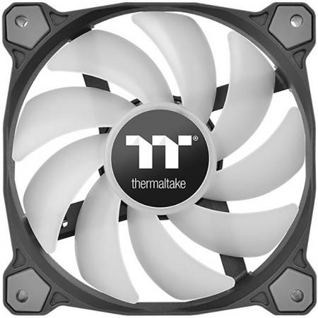 Вентилятор Thermaltake Fan Premium 14 ARGB Sync (3 Pack) [CL-F080-PL14SW-A] / Addressable / MB SYNC / PWM вентилятор thermaltake riing 14 140x140x25 3pin 22 1 28 1db yellow lnc cl f039 pl14yl a