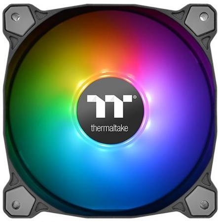 купить Вентилятор Thermaltake Fan Premium Pure 12 ARGB Sync (3 Pack) [CL-F079-PL12SW-A] / Addressable / MB SYNC / PWM по цене 2400 рублей
