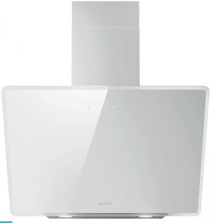 Вытяжки ELICA/ Наклонная, 60см, 1200 м3, сенсорное управление, белое стекло сенсорное стекло acer x960