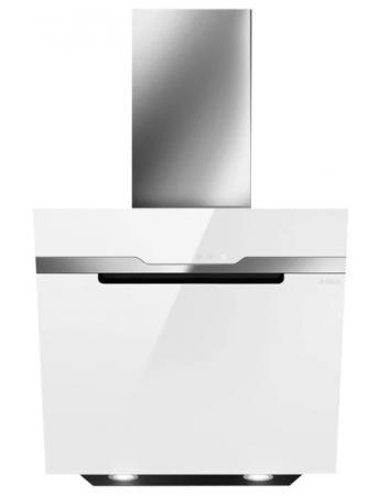 Кухонный эксклюзив.Пристенная наклонная, 60 см, 1200 куб.м., сенсорное управление, белое стекло сенсорное стекло acer x960