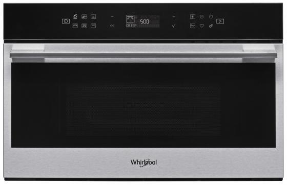 Встраиваемая микроволновая печь Whirlpool W7 MD440 1000 Вт нержавеющая сталь стоимость