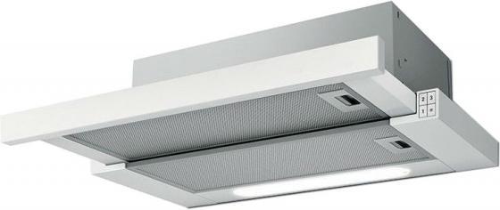 лучшая цена Встраиваемая вытяжка JET AIR/ Встраиваемая, 60 см, 650 м3, кнопочное управление, цвет: белый