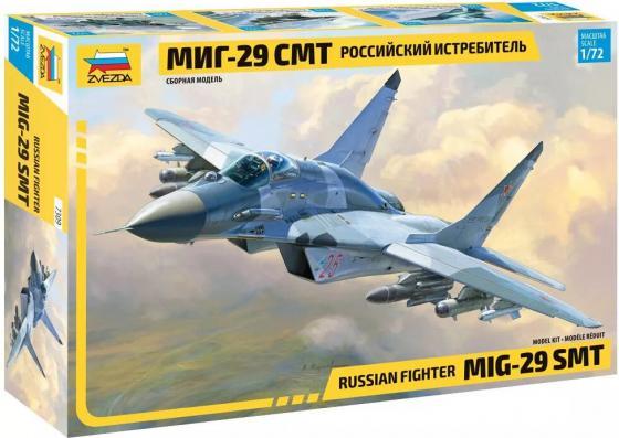 Истребитель ЗВЕЗДА МиГ-29 СМТ 1:72