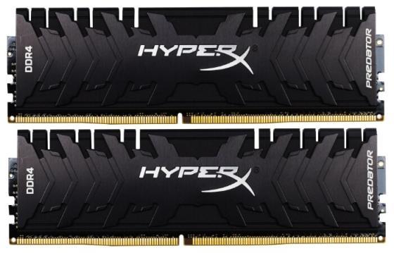 Оперативная память 32Gb (2x16Gb) PC4-25600 3200MHz DDR4 DIMM CL16 Kingston HX432C16PB3K2/32 модуль памяти g skill trident z ddr4 dimm 3200mhz pc4 25600 cl16 32gb kit 2x16gb f4 3200c16d 32gtz