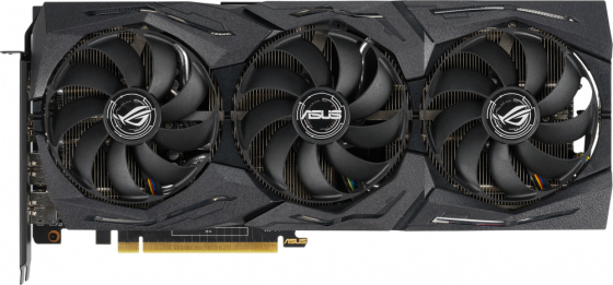 Видеокарта ASUS GeForce GTX 1660 Ti ROG Strix Advanced edition PCI-E 6144Mb GDDR6 192 Bit Retail ROG-STRIX-GTX1660TI-A6G-GAMING 90YV0CQ1-M0NA00