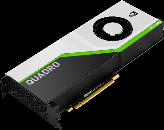 Видеокарта PNY Quadro RTX 8000 VCQRTX8000-PB PCI-E 49152Mb GDDR6 384 Bit Retail видеокарта pny quadro nvs 300 520mhz pci e 512mb 1580mhz 64 bit