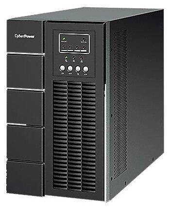 UPS CyberPower OLS3000EC Online Tower 3000VA/2400W USB/RS-232/SNMPslot/ (2+2)IEC C13+Terminal