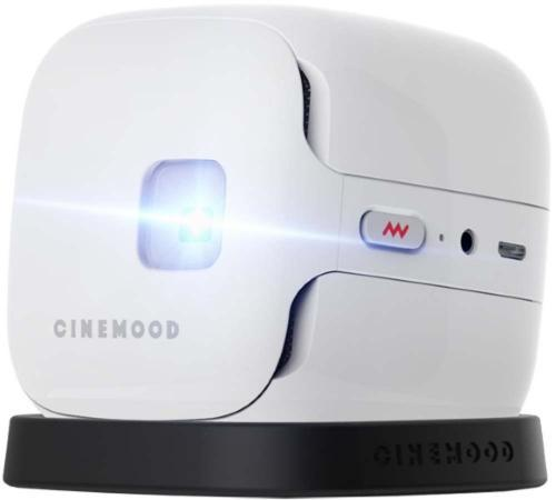 Фото - Проектор CINEMOOD CNMD0016SE 640x360 35 люмен 1000:1 белый проектор