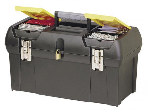 Stanley ящик для инструмента 2000 с 2-мя встроенными органайзерами и металлическими замками пластм