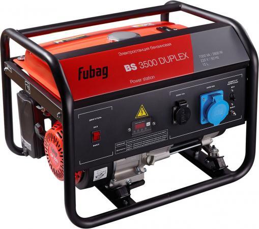 Электростанция бензиновая BS 3500 Duplex** FUBAG