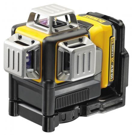 Cамовыравнивающийся ЗЕЛЕНЫЙ лазерный уровень 360° горизонтальная и 2 х 360° вертикальные проекции, 1
