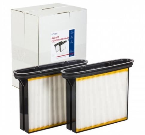 Фильтр складчатый для пылесоса, 1 комплект многоразовый моющиеся/полиэстер бренд: EUROClean код
