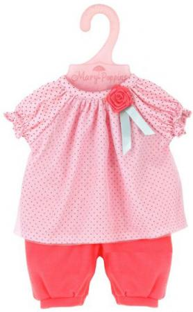 Одежда для кукол Mary Poppins Мэри mary poppins одежда для кукол футболка и шорты зайка
