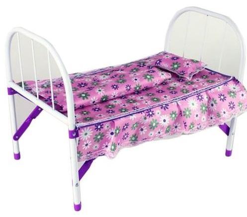 Кроватка для кукол Наша Игрушка Хризантема