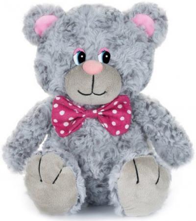 Мягкая игрушка мишка Jack Lin Кудряшка 22 см серый цены онлайн