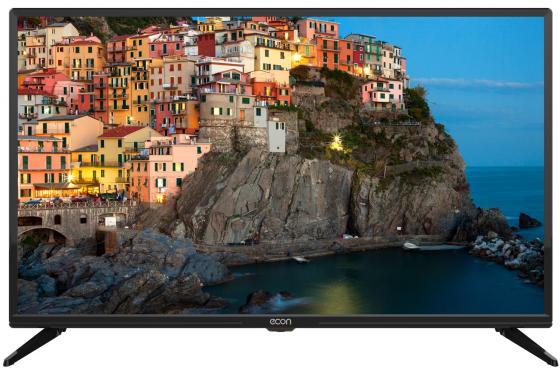 Телевизор LED 32 ECON EX-32HS002B черный 1366x768 50 Гц Wi-Fi Smart TV VGA RJ-45 цена