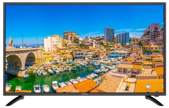 Телевизор LED 40 ECON EX-40FS001B черный 1920x1080 50 Гц Wi-Fi Smart TV VGA RJ-45 цена