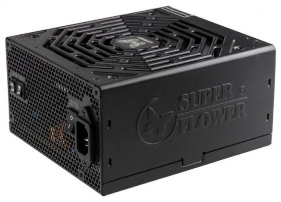Super Flower Power Supply Leadex II Gold, 1200W, ATX, 140mm, 12xSATA, 8xPCI-E(6+2), APFC, 80+ Gold, Full Modular цена и фото