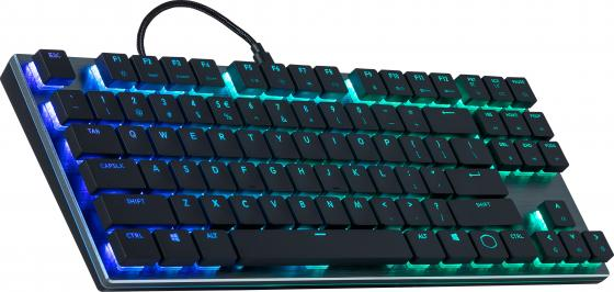 Cooler Master keyboard SK630 LOW PROFILE master b 18 epr