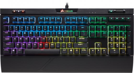 цена на Corsair Gaming™ STRAFE RGB MK.2 Mechanical Gaming Keyboard — CHERRY® MX Red (RU)