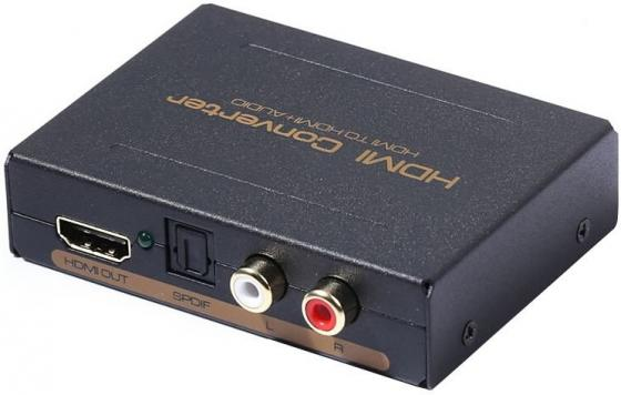 Фото - Переходник HDMI Green Connection GL-vA02 круглый черный galaxy gl 0904