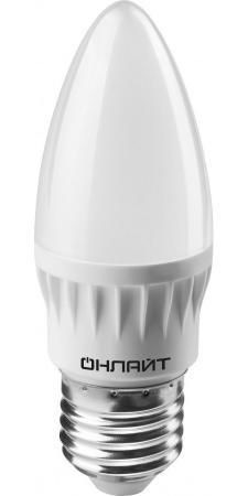 Лампа светодиодная свеча Navigator OLL-C37-8-230-4K-E27-FR E27 8W 4000K