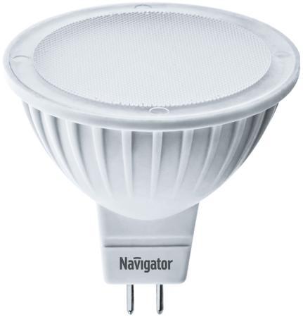 все цены на Лампа светодиодная рефлекторная Navigator NLL-MR16-5-230-4K-GU5.3 ( 94 129) GU5.3 5W 4000K онлайн