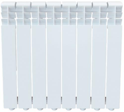 Алюминиевые радиаторы отопления Lammin ECO 500/80 8 секций