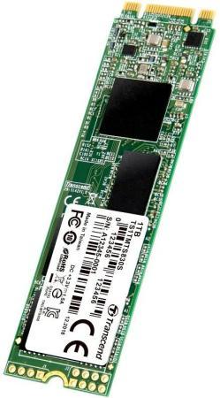 цена на Твердотельный накопитель SSD M.2 1 Tb Transcend TS1TMTS830S Read 559Mb/s Write 520Mb/s 3D NAND TLC
