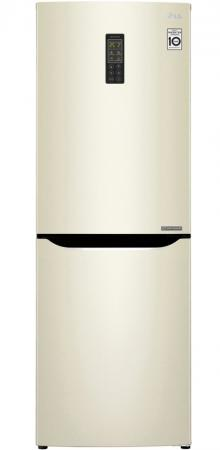 цена на Холодильник LG GA-B379SYUL бежевый