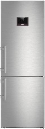 Холодильник Liebherr CBNPES 5758 серый нержавеющая сталь цена