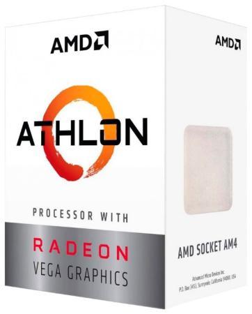 Процессор AMD Athlon 220GE AM4 (YD220GC6FBBOX) (3.4GHz/100MHz/Radeon Vega 3) Box cerwin vega xls 28