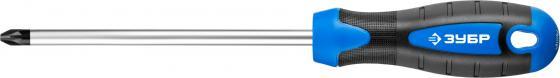 Отвертка прямая крестообразная Зубр 25233-3 отвертка зубр 25168 h29