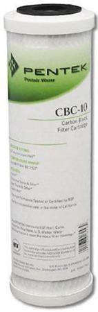 CBC-10 Картридж Pentek прессованный порошковый активированный уголь 0,5 мкм стоимость