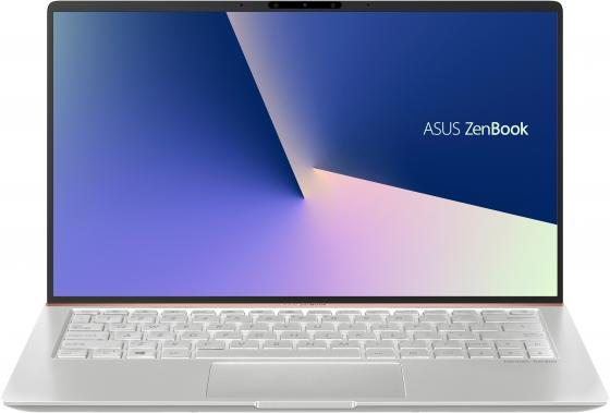 Ноутбук Asus Zenbook UX333FN-A3110T Core i7 8565U/8Gb/SSD512Gb/nVidia GeForce Mx150 2Gb/13.3/FHD (1920x1080)/Windows 10/silver/WiFi/BT/Cam/Bag ноутбук asus zenbook ux333fn a3052r royal blue 90nb0jw1 m02180 intel core i7 8565u 1 8ghz 8192mb 512gb ssd no odd nvidia geforce mx150 2048mb wi fi bluetooth cam 13 3 1920x1080 windows 10 64 bit