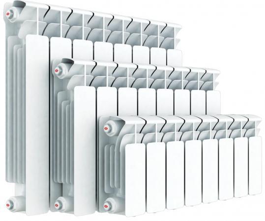 Радиатор RIFAR В200 х16 сек (собранный) радиатор rifar в350 х 8 секц rb35008 1088 в