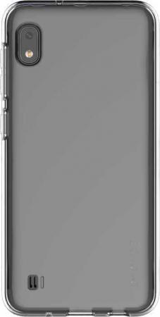 Чехол (клип-кейс) Samsung для Samsung Galaxy A10 araree A cover прозрачный (GP-FPA105KDATR) чехол samsung для samsung galaxy note 8 araree airfit прозрачный gp n950kdcpaaa