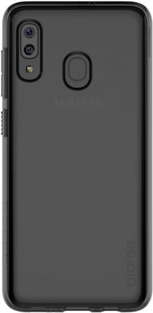 Чехол (клип-кейс) Samsung для Samsung Galaxy A20 araree A cover черный (GP-FPA205KDABR)