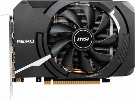 Видеокарта MSI nVidia GeForce RTX 2060 AERO ITX OC PCI-E 6144Mb GDDR6 192 Bit Retail RTX 2060 AERO ITX 6G OC фото