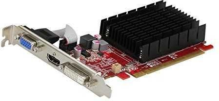 цена на Видеокарта PowerColor AMD Radeon R5 230 AXR5 230 2GBK3-HE PCI-E 2048Mb DDR3 64 Bit Retail