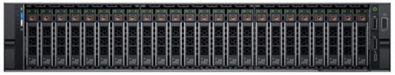 Сервер DELL Dell PowerEdge R7XD-2875 dell se2716h