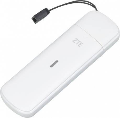 цена на Модем 2G/3G/4G ZTE MF833R USB Firewall +Router внешний белый
