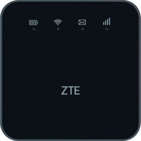 Модем 2G/3G/4G ZTE MF927RU USB Wi-Fi VPN Firewall +Router внешний черный zte mf833t модем 2g 3g 4g zte mf833t usb firewall router внешний белый