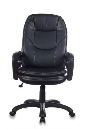 Кресло руководителя Бюрократ CH-868LT/#B черный искусственная кожа кресло руководителя бюрократ ch 824b lgrey серый искусственная кожа