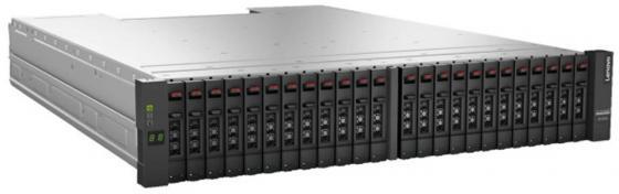 Система хранения Lenovo ThinkSystem DE240S SFF Expansion Enclosure (7Y68A000WW) lenovo ts storage v3700 v2 sff control enclosure rack 2u 6535ec2