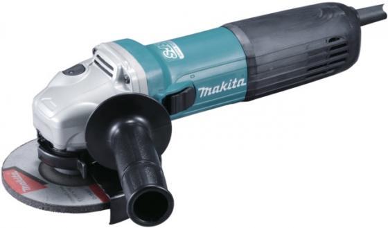 цена на Makita GA5040R УШМ,ф125мм,{1100Вт, 11000об\\м,2.5кг,кор,муфта SJSII,anti-restart,пл. пуск} [GA5040R]