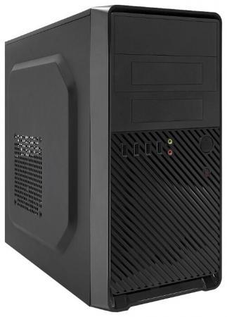 CROWN Корпус MiniTower CMC-4102 (CM-PS450office) корпус atx miditower crown cmc c503 500w cm ps500w smart black